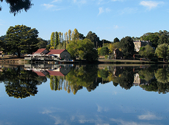 Lakeshore House, Daylesford