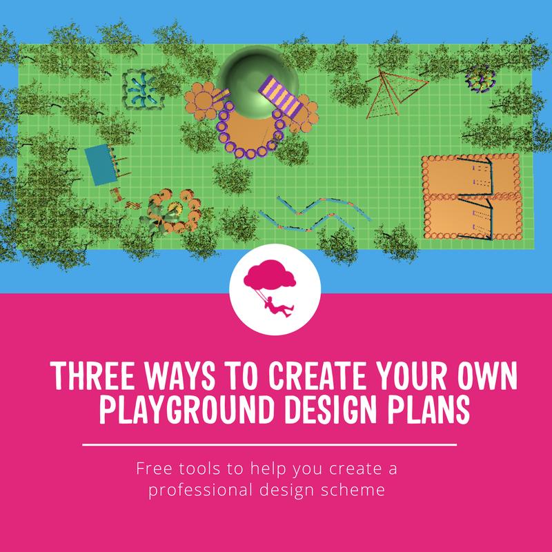 Three ways to create your own playground design plans ...