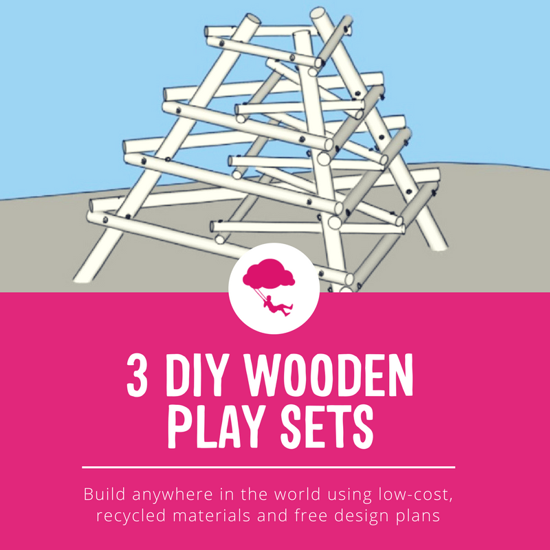 3 DIY Wooden Play Sets