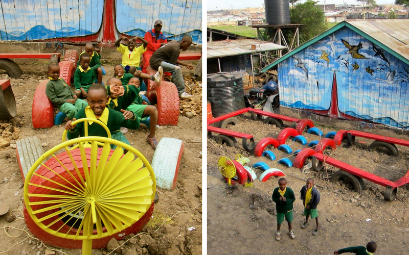 10 Creative Diy School Playground Ideas, Ideas For Playgrounds