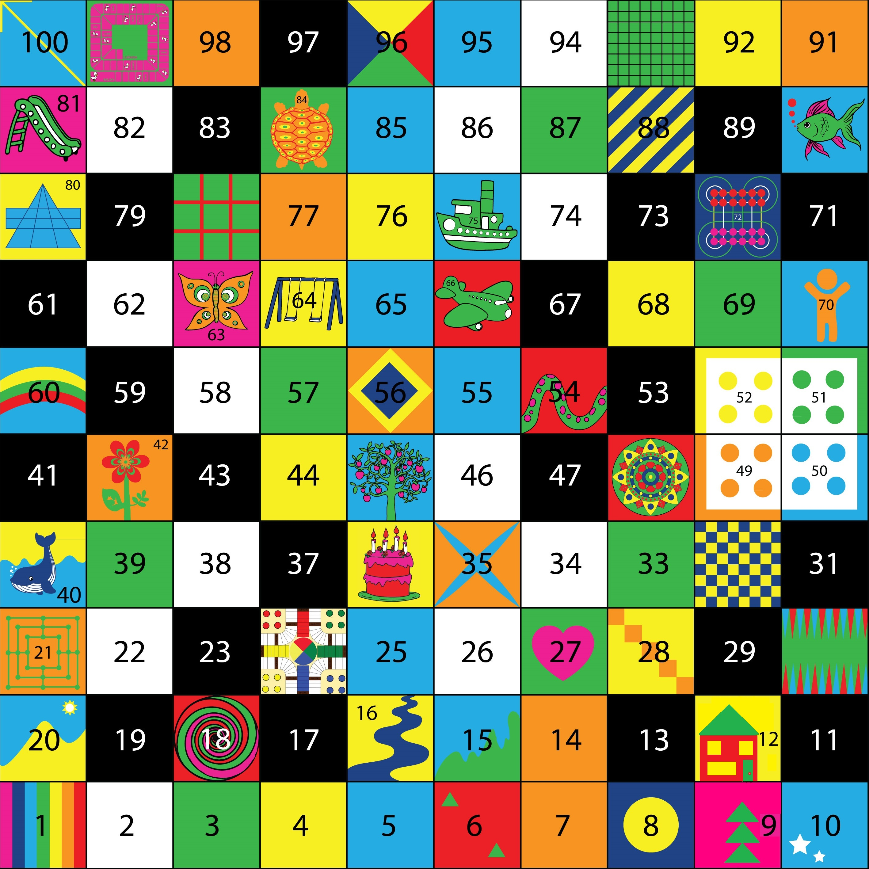 INVENTAGAME  (Magic Square)